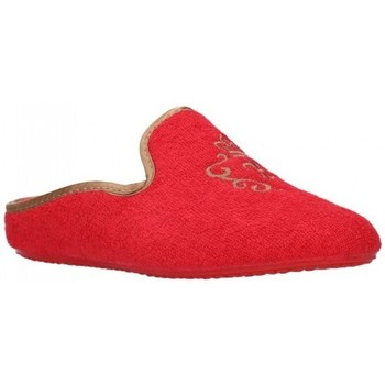 Chaussures Femme Chaussons Norteñas 9-35-23 Mujer Rojo rouge