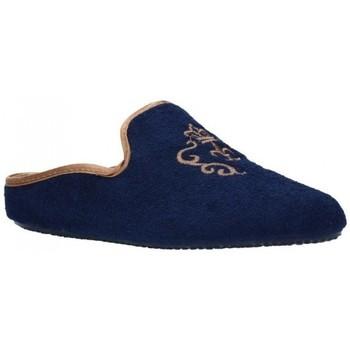 Chaussures Femme Chaussons Norteñas 9-35-23 Mujer Azul marino bleu
