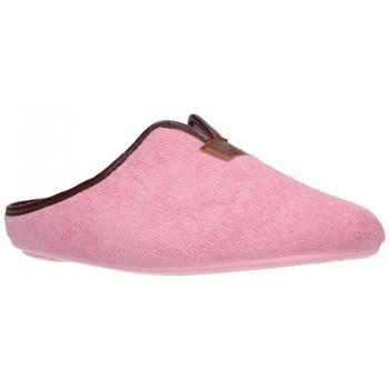 Chaussures Femme Chaussons Norteñas 9-191 Mujer Rosa rose