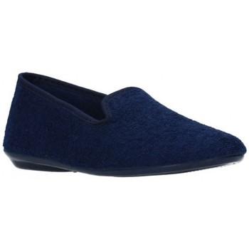 Chaussures Garçon Chaussons Norteñas 9-980 Niño Azul marino bleu