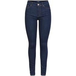 Vêtements Femme Jeans slim Pieces Jeans skinny Taille : F Bleu XS Bleu