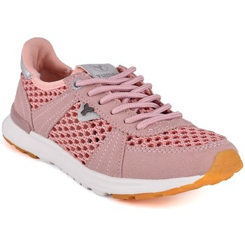 Chaussures Fille Baskets basses Yumas EVELYN ROSA Rose
