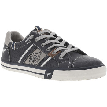 Chaussures Homme Baskets basses Mustang 4072-308 Marine