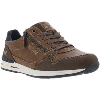 Chaussures Homme Baskets basses Mustang 4154-304 Brun