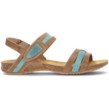 Chaussures Femme Sandales et Nu-pieds Interbios Sandales  ETE 2019 JEANS