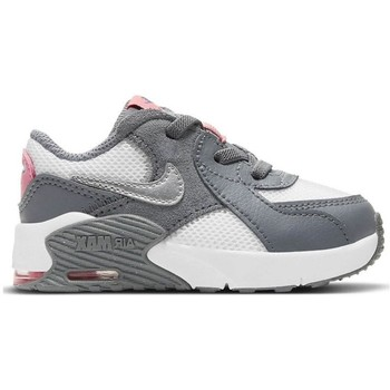 Chaussures Baskets mode Nike AIR MAX EXCEE (TD) SMKGRY/M SILVER