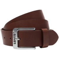Accessoires textile Ceintures Levi's BELTS NORMAL BUCKLE BROWN