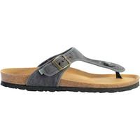 Chaussures Homme Tongs Natural World Sandales Eco-Responsable Bio Enzimatico Noir Enz