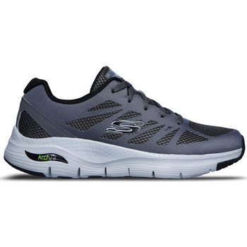 Chaussures Homme Baskets basses Skechers Arch Fit - Charge Back Gris