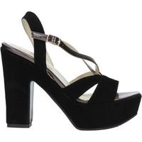 Chaussures Femme Sandales et Nu-pieds Grace Shoes TQ 126 Noir
