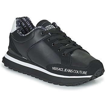 Chaussures Homme Baskets basses Versace Jeans Couture DOLINA Noir