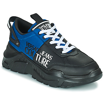 Chaussures Homme Baskets basses Versace Jeans Couture DOLINI Marine / Blanc