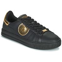 Chaussures Homme Baskets basses Versace Jeans Couture REMI Noir