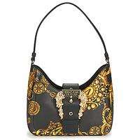 Sacs Femme Sacs porté épaule Versace Jeans Couture METARIA Noir Imprimé Baroque