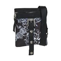 Sacs Homme Pochettes / Sacoches Versace Jeans Couture CHIRO Noir Imprimé Bandana