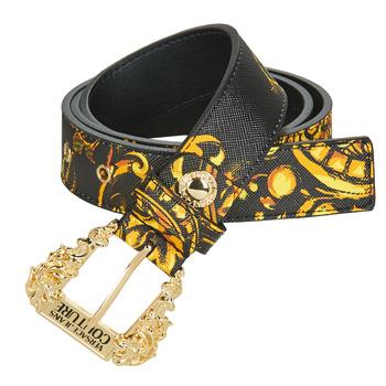 Accessoires textile Femme Ceintures Versace Jeans Couture MOLENA Noir