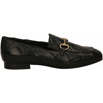 Chaussures Femme Mocassins Poesie Veneziane TRECCIA 25 nero