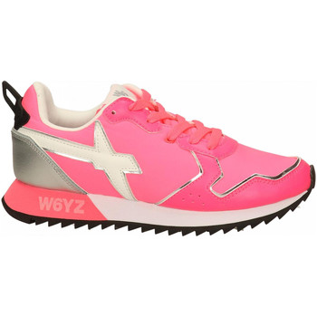Chaussures Femme Baskets mode W6yz JET-W fuxia