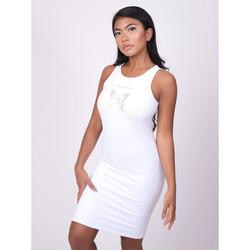 Vêtements Femme Robes courtes Project X Paris Robe Blanc