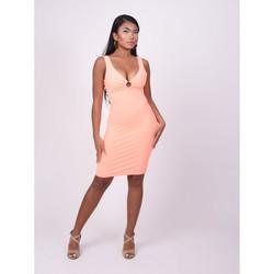 Vêtements Femme Robes courtes Project X Paris Robe Orange