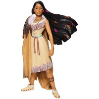 Maison & Déco Statuettes et figurines Disney Princesses Figurine de Collection Pocahontas Beige