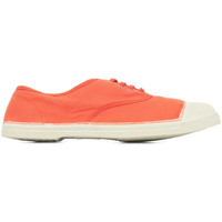 Chaussures Homme Tennis Bensimon Tennis Lacets rouge