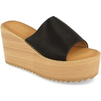 Chaussures Femme Mules Benini A9060 Negro