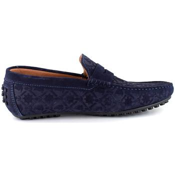 Chaussures Homme Mocassins J.bradford JB-VEDETTE MARINE Bleu