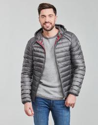 Vêtements Homme Doudounes JOTT NICO Anthracite / Rouge