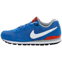 Chaussures Homme Baskets basses Nike Air Waffle Trainer - Ref. 429628-406 Bleu
