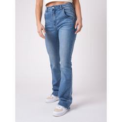Vêtements Femme Jeans slim Project X Paris Jean Bleu