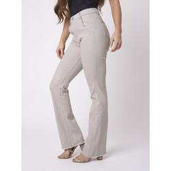 Vêtements Femme Jeans slim Project X Paris Jean Beige
