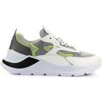 Chaussures Homme Baskets mode Date Fuga Flash White