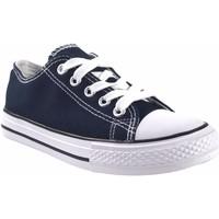 Chaussures Fille Multisport Bienve Toile enfant  ABX063 bleu Bleu