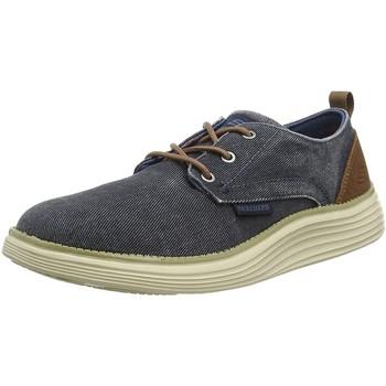 Chaussures Homme Baskets basses Skechers Status 2.0 Pexton Bleu