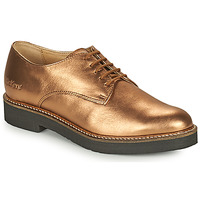 Chaussures Femme Derbies Kickers OXFORK Bronze