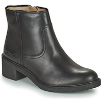 Chaussures Femme Bottines Kickers OXYBOOT Noir