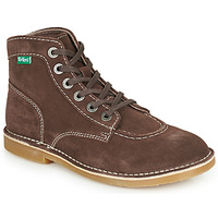 Chaussures Femme Boots Kickers ORILEGEND Marron