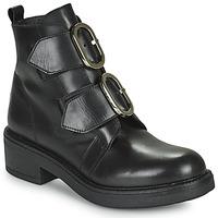 Chaussures Femme Bottines Myma TELLA Noir