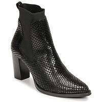 Chaussures Femme Bottines Myma  Noir