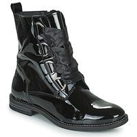 Chaussures Femme Boots Myma TULILU Noir