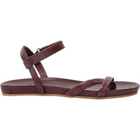 Chaussures Femme Sandales et Nu-pieds Inuovo Sandales Dunkelrot