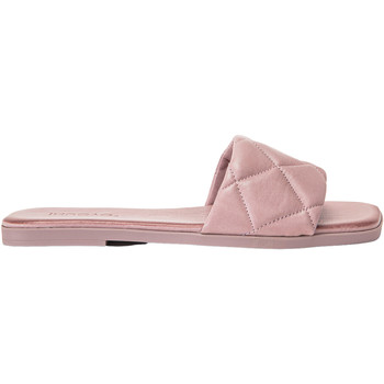 Chaussures Femme Mules Inuovo Pantoletten Rose