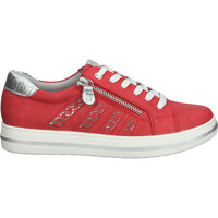 Chaussures Femme Baskets basses Relife Sneaker Rot/Silber