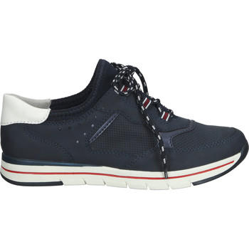 Chaussures Femme Baskets basses Relife Sneaker Marine