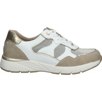 Chaussures Femme Baskets basses Relife Sneaker Beige/Gold