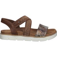 Chaussures Femme Sandales et Nu-pieds Relife Sandales Mittelbraun