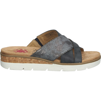 Chaussures Femme Mules Relife Mules Blau