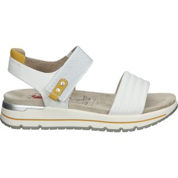 Chaussures Femme Sandales et Nu-pieds Relife Sandales Creme