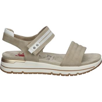 Chaussures Femme Sandales et Nu-pieds Relife Sandales Beige